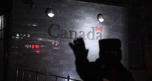 China sentences Canadian