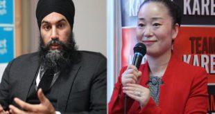 Liberal Karen Wang Resigns From B.C. Byelection