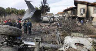 Iran cargo plane crash