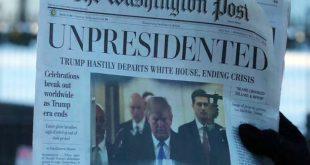 Trump resigns