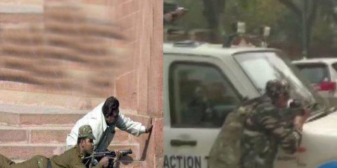 High alert in Delhi