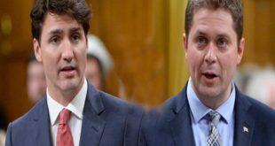 Andrew Scheer says Trudeau should resign