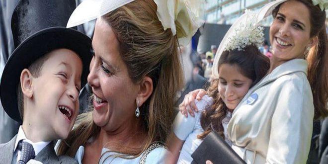 Dubai princess flees UAE with Rs 271 crore