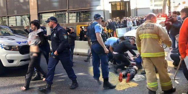 Sydney stabbing attack