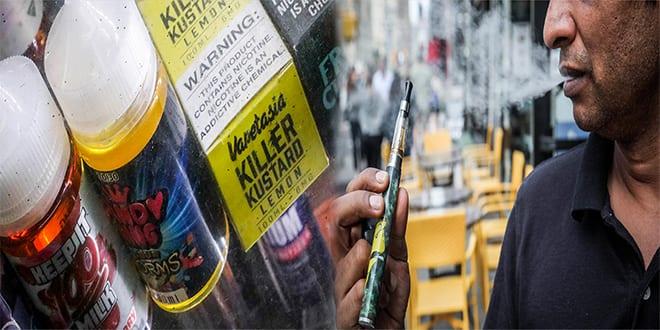 newyork ban flavoured e cigarette
