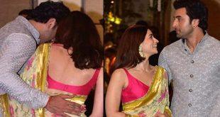 Ranbir Alia wedding photos viral