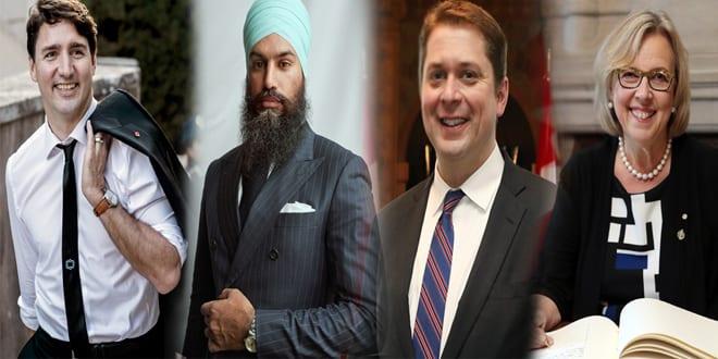 canada federal election 2019