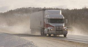 Canadian trucker arrested