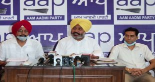 Scholarship scam: AAP rejects Dharamsot's official clean chit