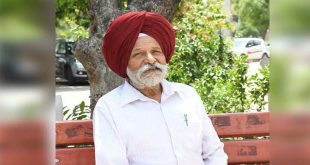 Grief over death of Noted writer Dr. Kuldeep Singh Dhir