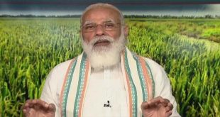 MSP, government procurement important part of country's food security: Modi