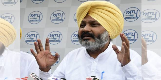 Denying farmers' death toll in Parliament shows inhuman and arrogant face of Modi's minister Tomar: Harpal Singh Cheema