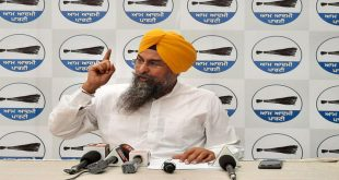 Until black laws are repealed, we will raise our voices in favor of 'annadatas': AAP