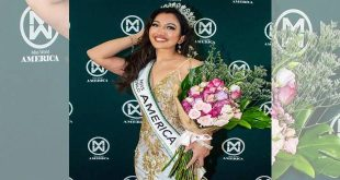 Shree Saini Becomes First Indian-American To Be Crowned Miss World America
